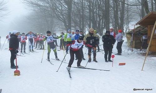 USCF Ski Nordique 2017