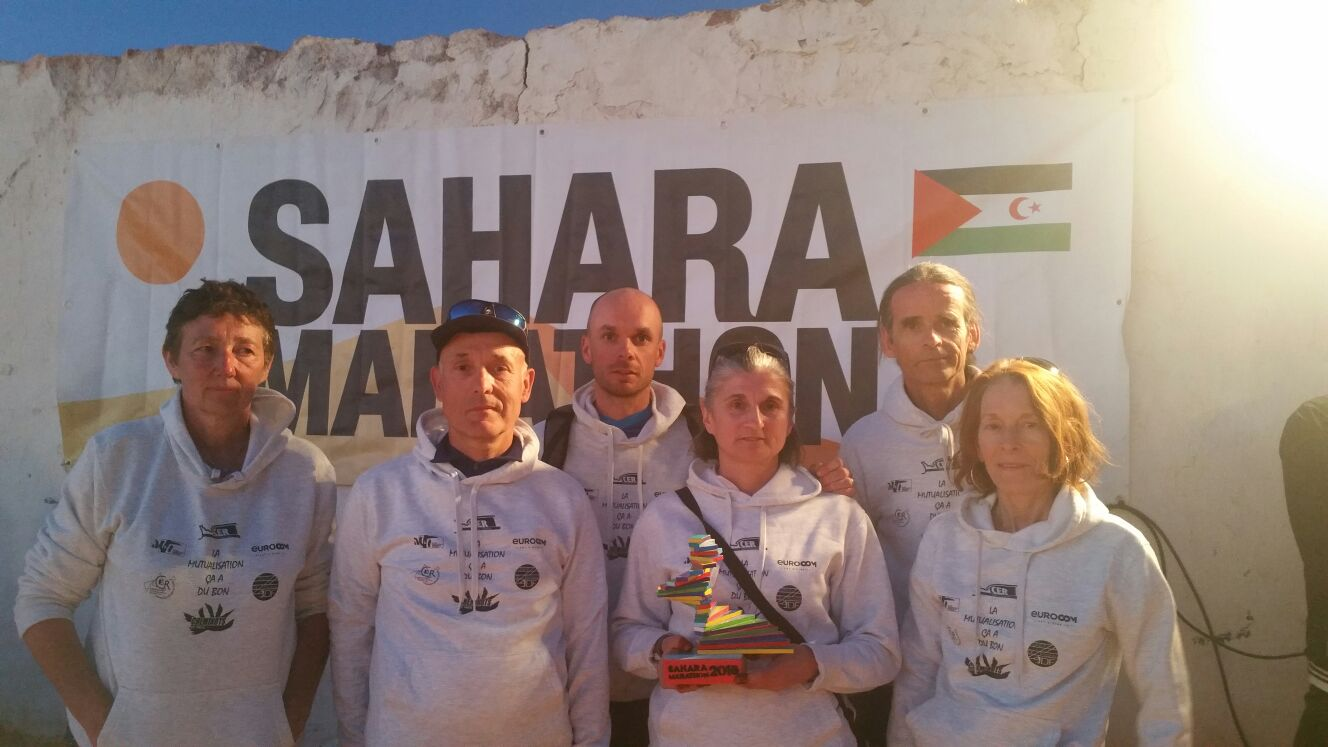6 Cheminots au Sahraoui!!