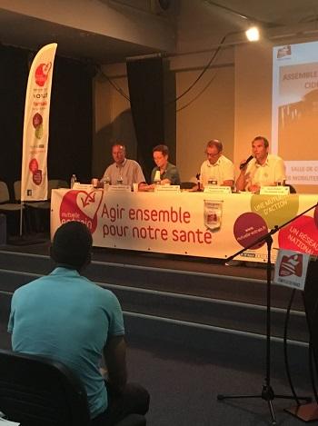 Réunion Préparatoire du CIDF 2018