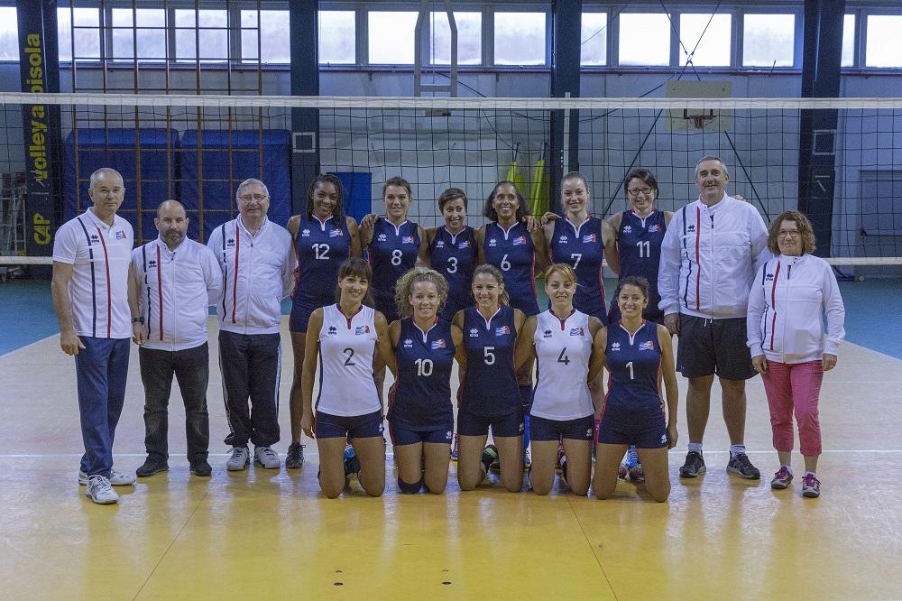 Rencontre Internationale de Volley Féminin